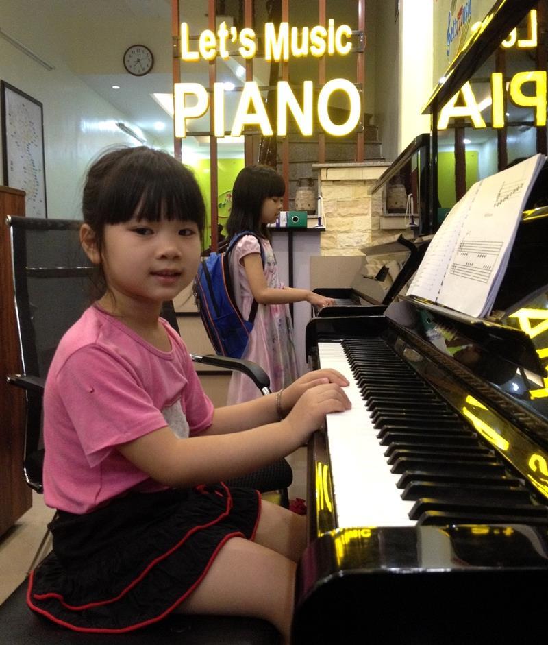 Tập luyện piano hiệu quả