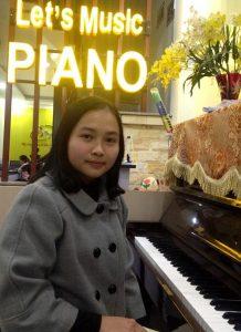 Cô NGUYỄN THỊ LOAN Học viện Âm nhạc